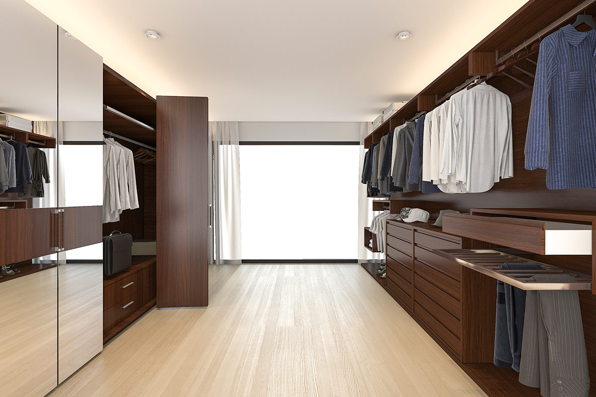 Walk in wardrobes Sydney