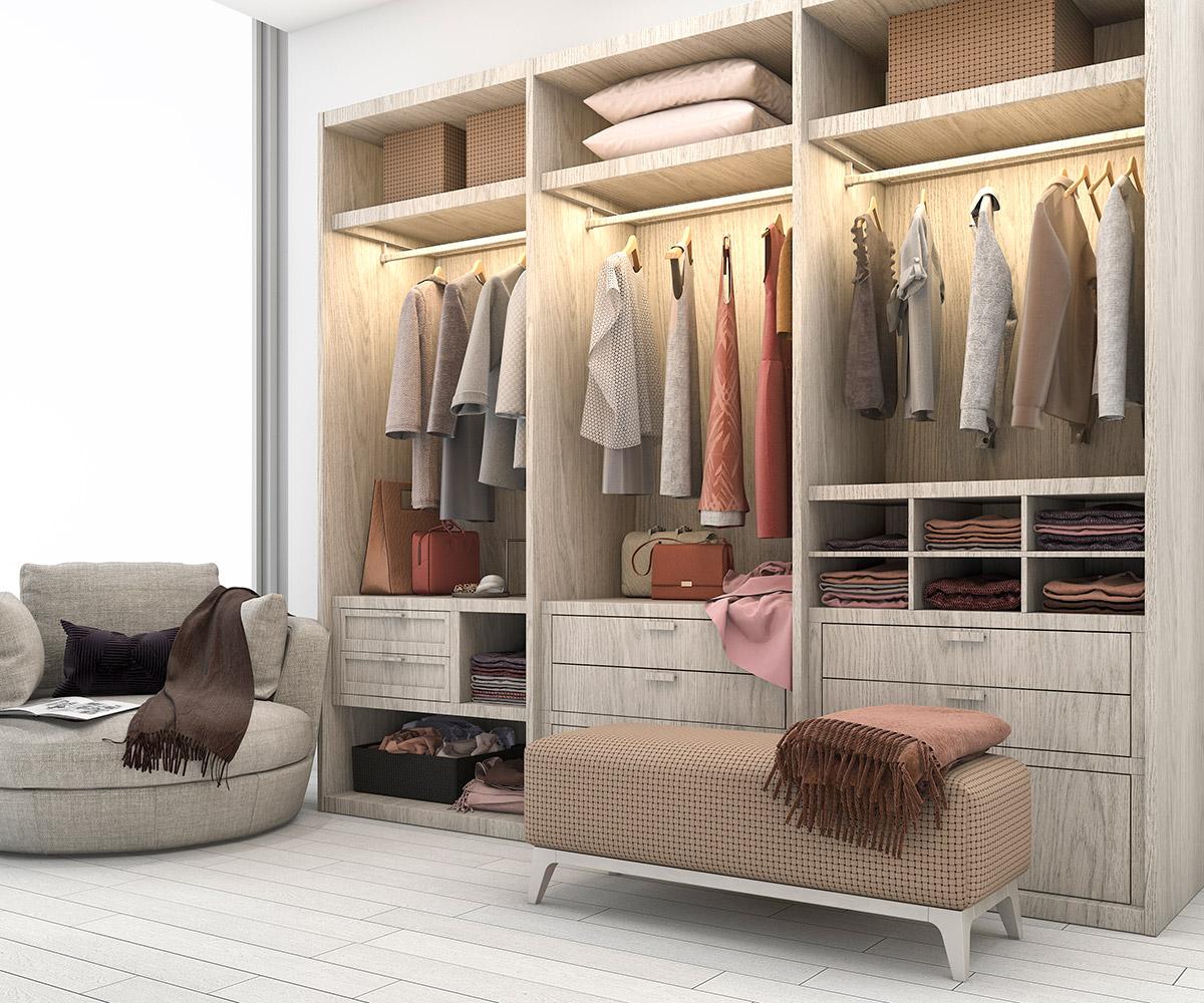 Built-In Wardrobes in Sydney